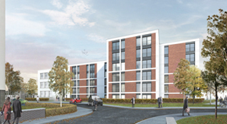 architectural visualisation, varcity north